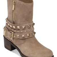 BCBGeneration Estabon Studded Booties