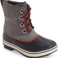 SOREL 'Slimpack II' Waterproof Boot (Little Kid & Big Kid) | Nordstrom