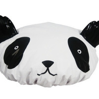 Shower Cap - Panda | Unusual Gifts | Free Delivery | ShinyShack.com