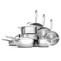Stainless Steel Pro 13 Piece Set