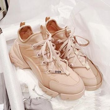 DIOR Hot Sale Women Casual Sport Running Shoes Sneakers