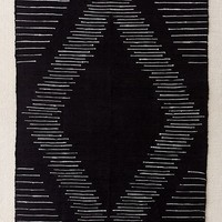 Wyatt Woven Rug | Urban Outfitters