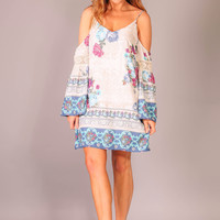 Anywhere with You Dress - Teal