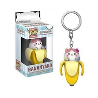 Funko Pocket Pop Bananyako Keychain
