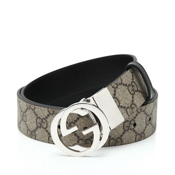 Authentic New Gucci Double GG Buckle Belt Size 105cm