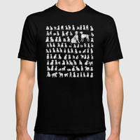 One Hundred and One T-shirt by Otter Illustration