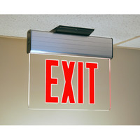 TransGlobe Lighting Accessories Safety Exit Sign