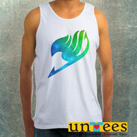 Fairy Tail Clothing Tank Top For Mens