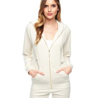 J Bling Relaxed Velour Jacket by Juicy Couture,