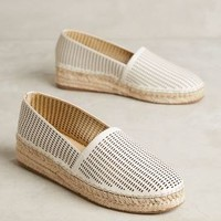 We Who See Didi Espadrilles in White Size: