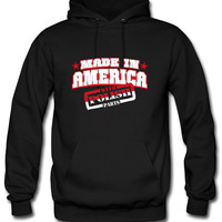 made in america polish Parts Hoodie