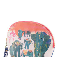 Disaster Designs Boho Pachyderm It In Makeup Bag