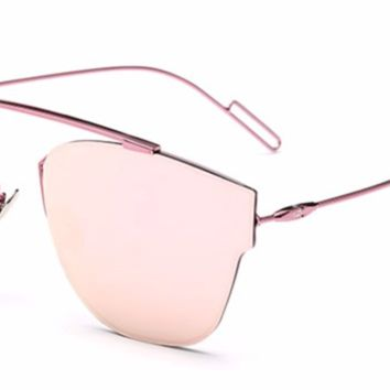 'Timeless' Single Bridge Shades - Pink