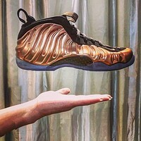 nike air foamposite one copper 314996 007