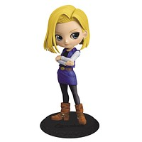 Android 18 - Q Posket - Dragon Ball Z (Pre-order)