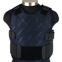 Second Chance Monarch Body Armor Level IIIA Bullet Proof Vest LARGE Long - 2007