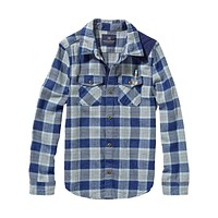 Scotch & Soda Boys Checked Shirt