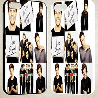 One Direction Live Love Mo F0131 iPhone 4S 5S 5C 6 6Plus, iPod 4 5, LG G2 G3, Sony Z2 Case