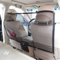 Pet Safety Anti-collision Mesh for Cars