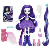 My Little Pony Equestria Girls Rarity Doll | Playsets for ages 5 YEARS & UP | Hasbro