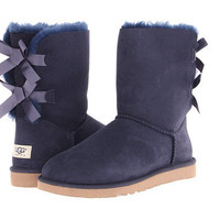 UGG Bailey Bow Navy - Zappos.com Free Shipping BOTH Ways
