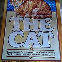 The Cat Book Muriel Beadle Informative  Compendium on Domestic Cats History Biology Behaviors and why with Suggestions