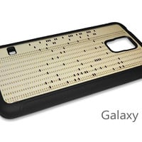 Computer Punch Card Phone Case for Apple iPhone and Samsung Phones