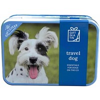 Traveling Dog - Gift In A Tin