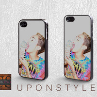 Phone Cases, iPhone 5 Case, iPhone 5s Case, iPhone 4 Case, iPhone 4s case, Miley cyrus, iPhone Case, Skins, Case for iphone, Case No-767