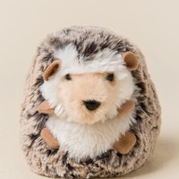 Spunky Hedgehog Plush