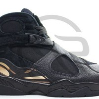 ICIK1W AIR JORDAN RETRO 8 OVO - BLACK