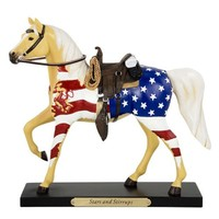 Trail of Painted Ponies from Enesco Stars and Stirrups Figurine 7 IN