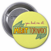 Parks and Recreation Ron Swanson Quote Pin Back Button