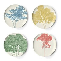 Thomas Paul Melamine Portland dinner plates, set of 4