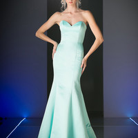 Sweetheart Strapless Mermaid Bridesmaid Dress Evening Gown in 6 colors 4 - 18