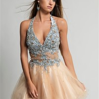 Dave and Johnny 9376   2014 Homecoming Dresses   Prom Dresses 2015   Homecoming Dresses   GownGarden.com