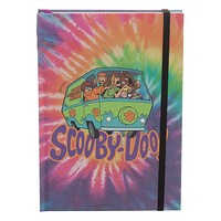 Scooby Doo Journal Scooby Doo Stationary Tie Dye Journal - Scooby Doo Accessories Scooby Doo Gift