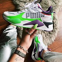 Puma RS-X Reinvention Retro Trending Women Casual Sport Running Shoes Sneakers