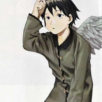 Haibane Renmei (Japanese) 11x17 TV Poster (2002)