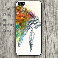 Indian style skull colorful iphone 6 6 plus iPhone 5 5S 5C case Samsung S3,S4,S5 case Ipod Silicone plastic Phone cover Waterproof