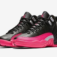HCXX Air Jordan XII GG Deadly Pink