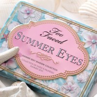 Too Faced Summer Eyes Summer Sexy Shadow Collection - 2013