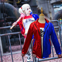 Harley Quinn Cosplay Costumes Jacket