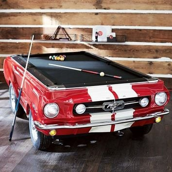 Mustang Pool Table