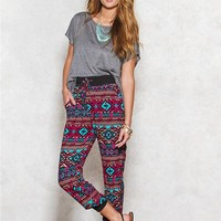 Tribal Peached Jogger Pant