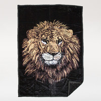 Fillmore Lions Blanket - HOMEGOODS - ACCESSORIES