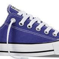 Converse Chuck Taylor Ox(W)-Periwinkle
