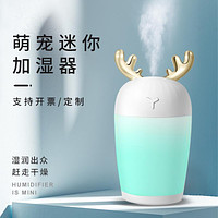 Small Spray Humidifier Usb Triad Desk In The Bedroom Automotive Air Purification Beauty Hydrating Aromatherapy Machine