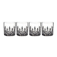 Waterford Crystal Lismore Straight Tumbler, Set of 4