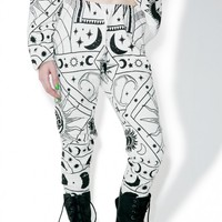 Moon Astrology Fame Joggers
